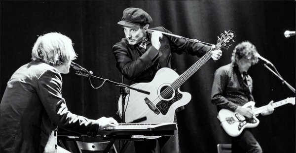 Mercury Rev, Teatro Lara, Madrid (19-09-2018)