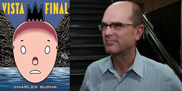 Vista final, Charles Burns (Reservoir Books, 2018)