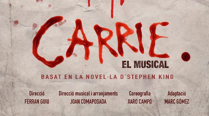 Crítica: Carrie, el musical, en el Teatre Gaudí