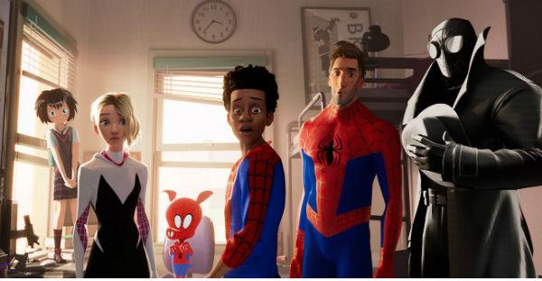 Spider-Man: Un nuevo universo – Todo sobre Spider-Man