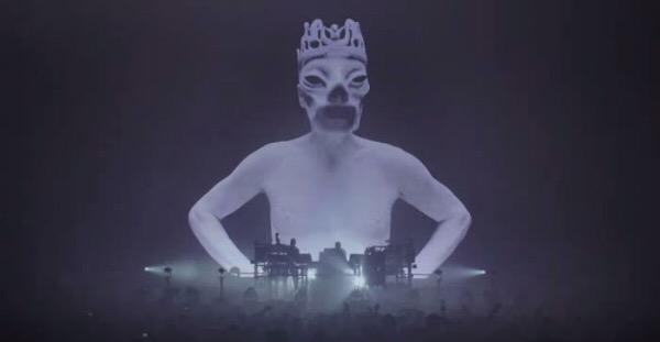 Buenas dosis de mal rollo en 'MAH', el nuevo single de The Chemical Brothers