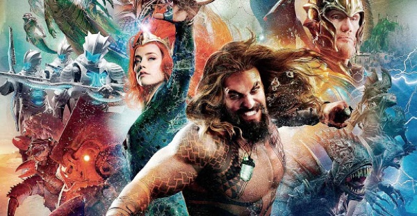 Aquaman – Todo incluido