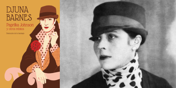 Paprika Johnson y otros relatos, Djuna Barnes_indienauta