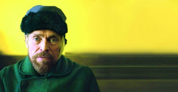 Van Gogh, a las puertas de la eternidad: el santo del pelo rojo