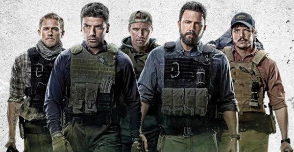 Triple Frontera: veteranos de guerra