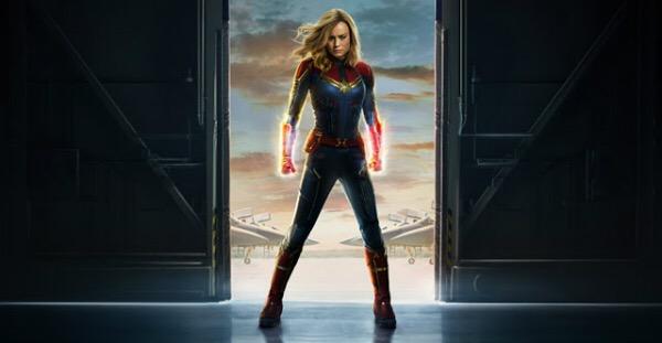 Capitana Marvel: la primera vengadora