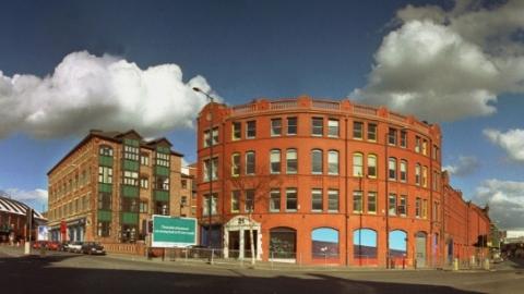 The Hacienda, Manchester. Foto Aidan O'Rourke.