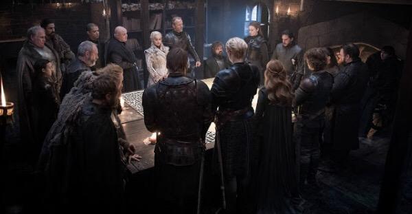 Juego de Tronos – Temporada 8: El caballero de los siete reinos