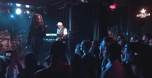 Noname, Sala 3 Razzmatazz, Barcelona (25/04/2019)