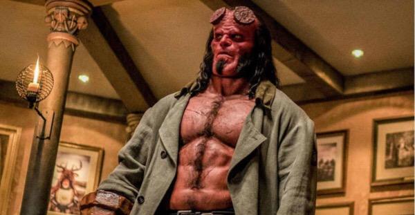 Hellboy: el diablo probablemente
