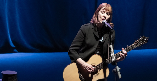 Suzanne Vega, Teatro Fernán Gómez CCV, Madrid (12/06/2019)