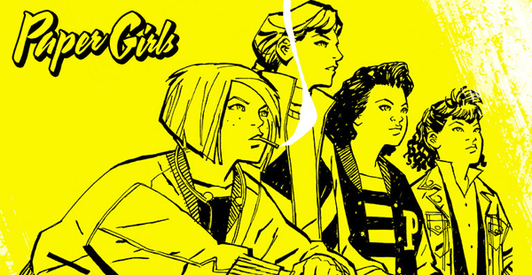 Paper Girls (Planeta Cómic 2019)