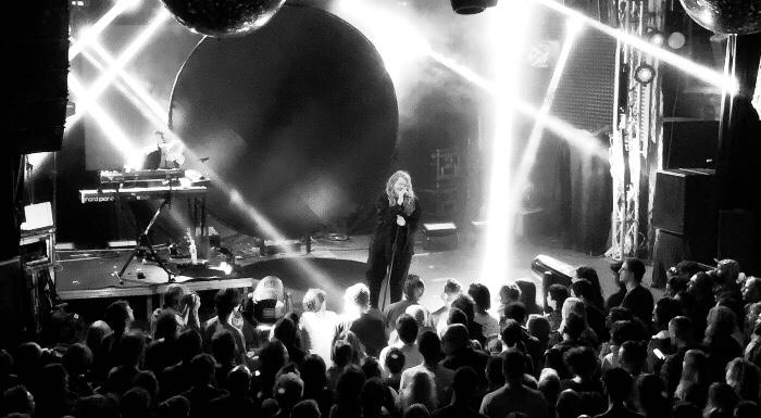 Kate Tempest, sala But, Madrid (27/11/2019)