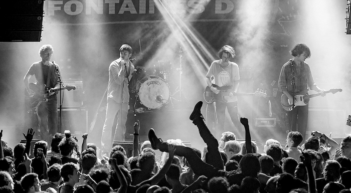 Fontaines D.C., Cool Stage, Madrid (1/11/2019)