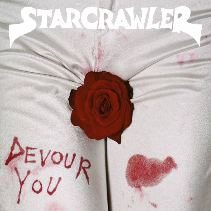 """Starcrawler """"Devour You"""" (Rough Trade 2019)"""