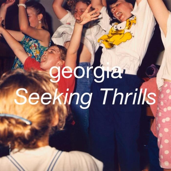 """Georgia, """"Seeking Thrills"""" (Domino, 2020)"""