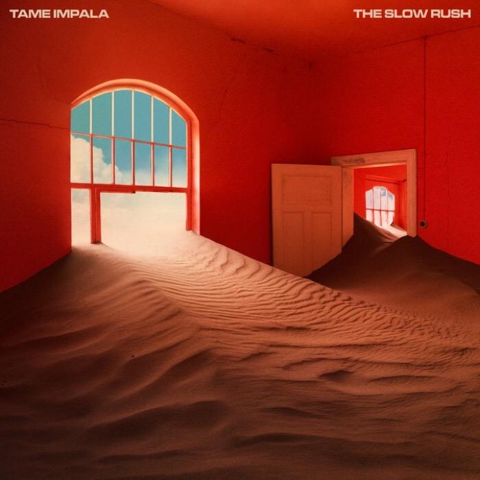 "Tame Impala, ""The Slow Rush"" (Caroline, 2020)"
