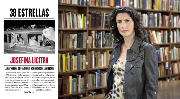 38 estrellas, Josefina Licitra (Seix Barral, 2020)