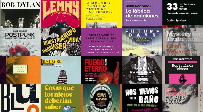 Especial Sant Jordi 2020 confinado: libros de música