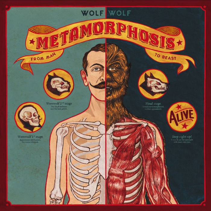 "WolfWolf, ""Metamorphosis"" (Lux Noise Records, 2020)"