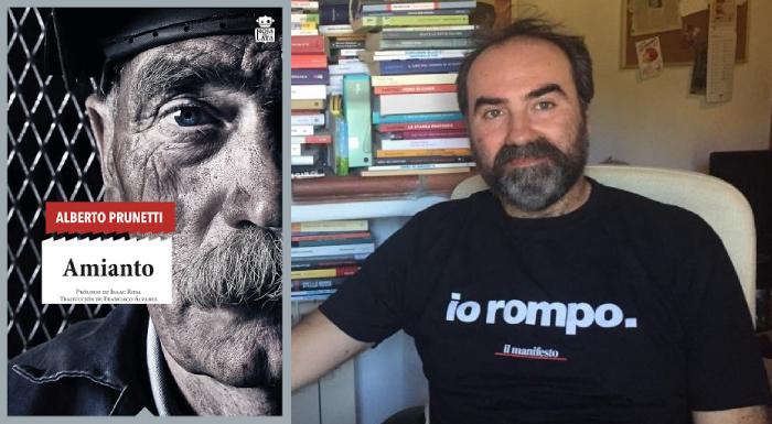 Amianto, Alberto Prunetti (Hoja de Lata, 2020)