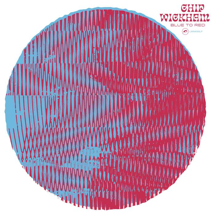"Chip Wickham ""Blue to Red"" (Lovemonk 2020)"