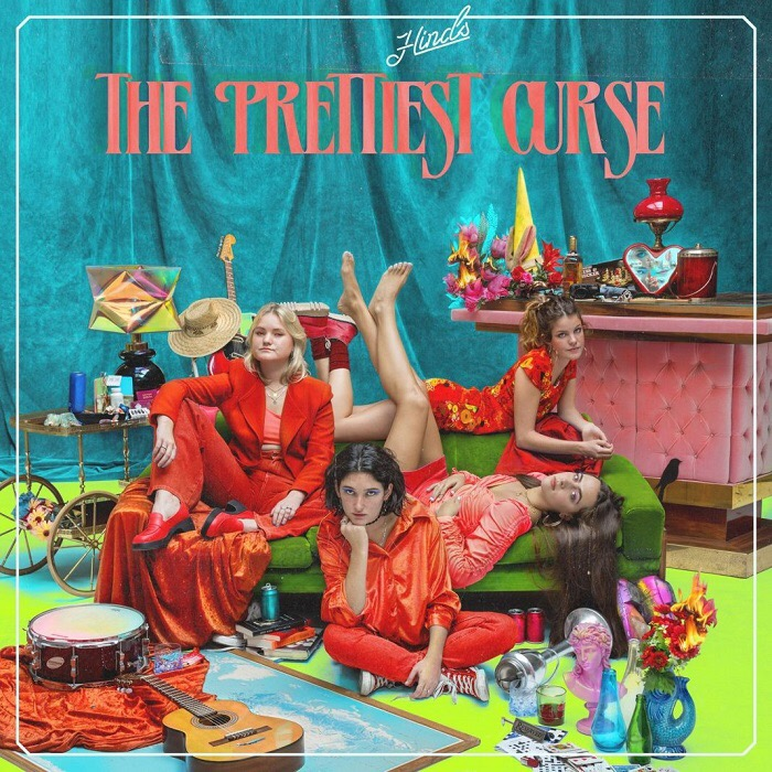 """Hinds, """"The Prettiest Curse"""" (Lucky Number, 2020)"""