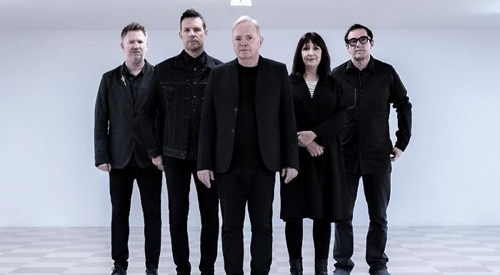 New Order publican su primera canción en cinco años