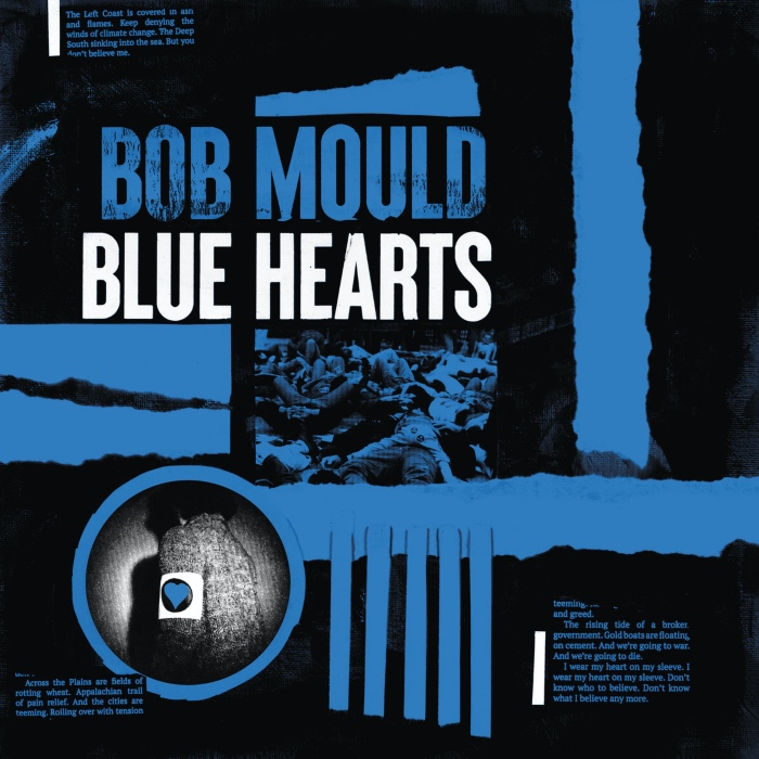 Bob Mould, 'Blue Hearts' (Merge Records, 2020)