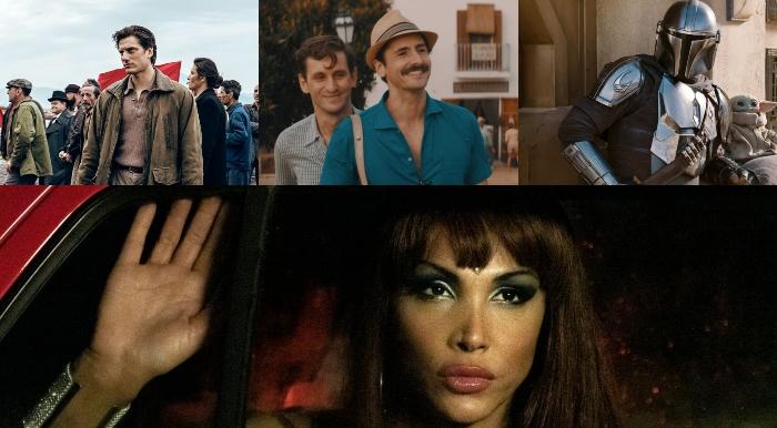 Las mejores películas y series de 2020