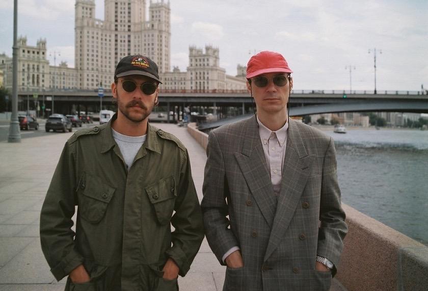 Dima Pantyushin y Sasha Lipsky: el synth-pop elegante y arty que llega desde Moscú