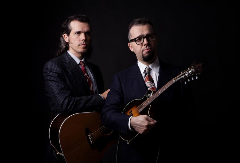 Nuevo disco de Los Hermanos Cubero