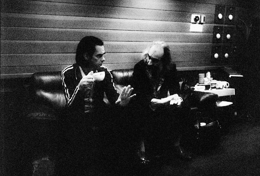 'Carnage': el disco sorpresa de Nick Cave y Warren Ellis