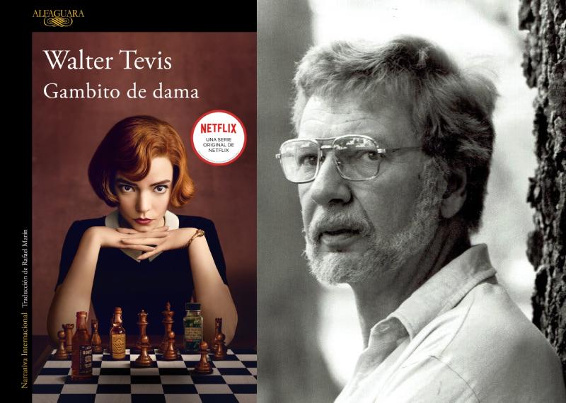 Gambito de dama, Walter Tevis (Alfaguara, 2021)