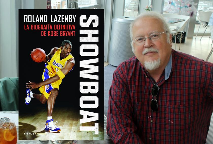 Showboat. La biografía definitiva de Kobe Bryant, Roland Lazenby (Libros Cúpula, 2021)