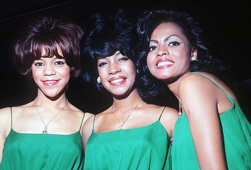 Cinco canciones de The Supremes
