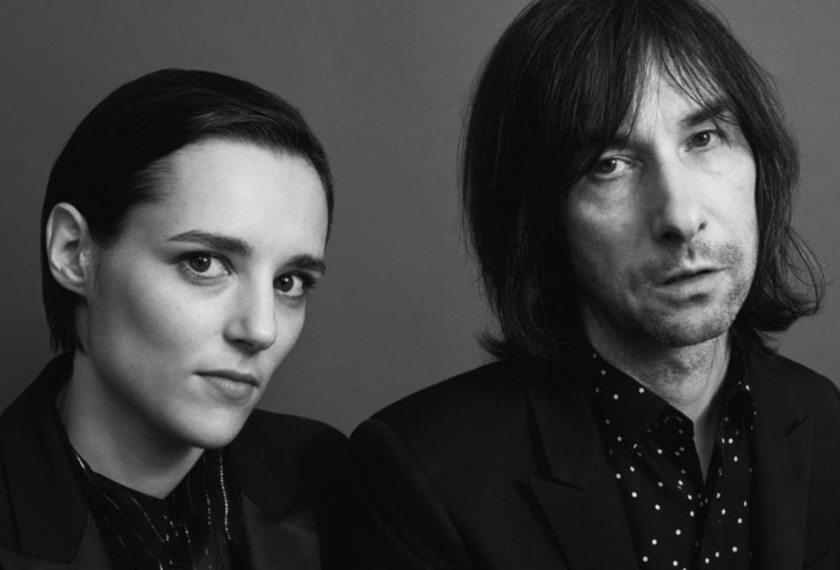 Jehnny Beth y Bobby Gillespie anuncian su primer disco conjunto