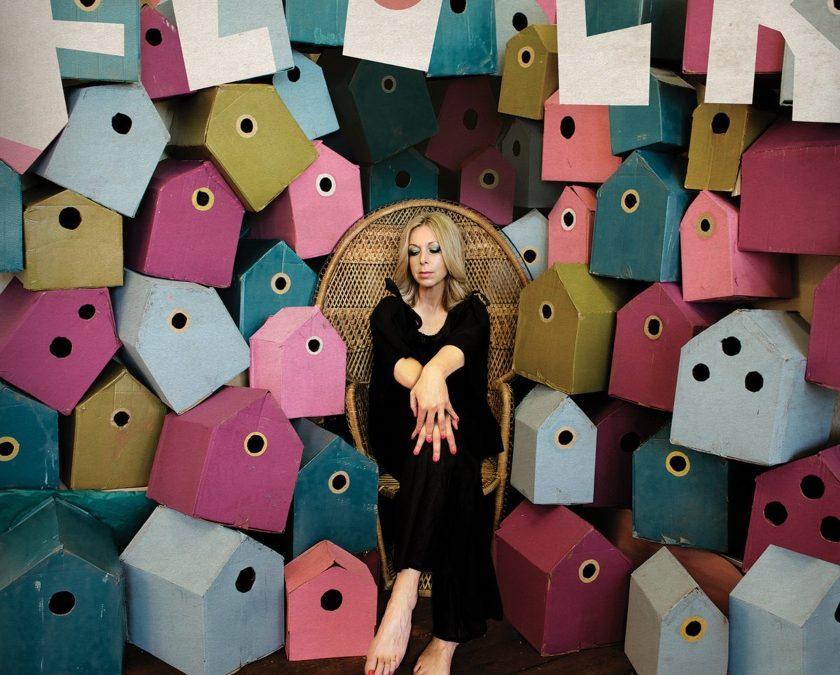 Jane Weaver, 'Flock' (Fire Records, 2021)