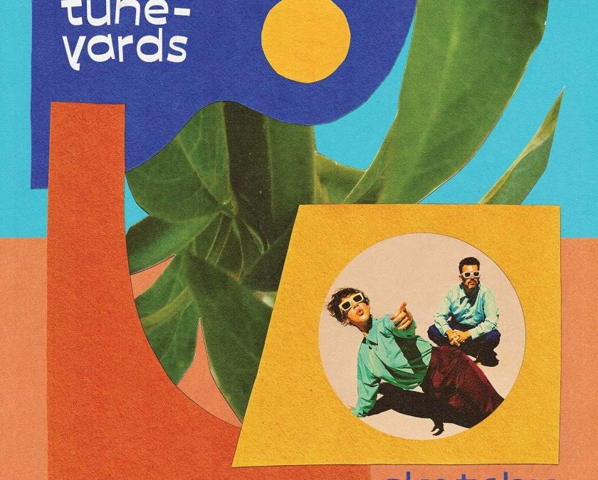 Tune – Yards, 'sketchy' (4AD, 2021)