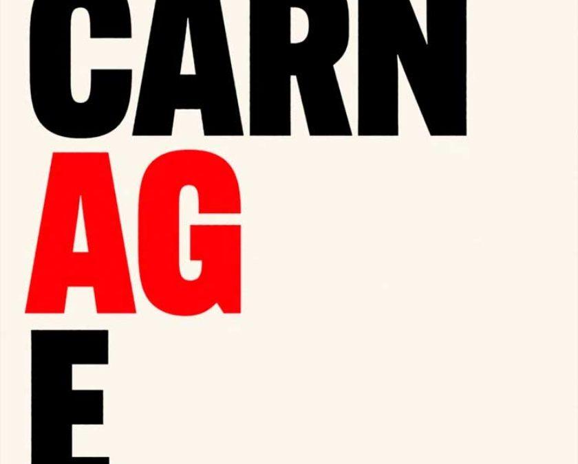 Nick Cave & Warren Ellis 'Carnage' (Goliath Records, 2021)