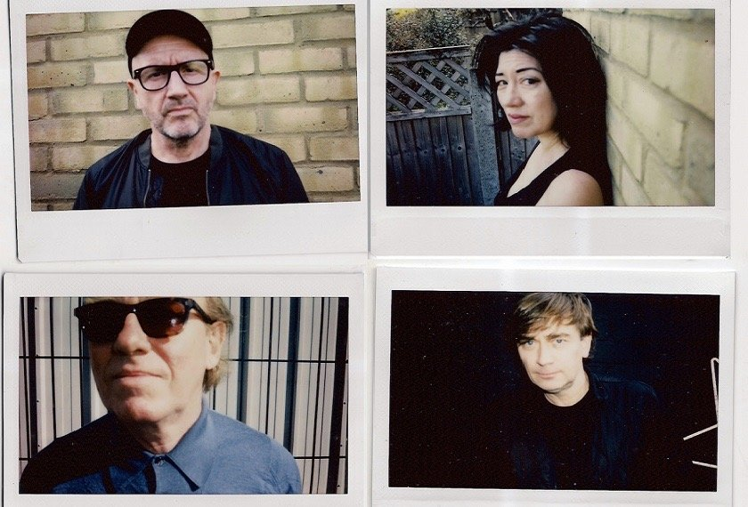 Piroshka, el supergrupo formado por miembros de Lush, Modern English o Elastica, anuncia nuevo álbum