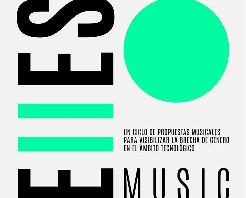 ELLESmusic: visibilidad de la brecha de género en el ámbito tecnológico