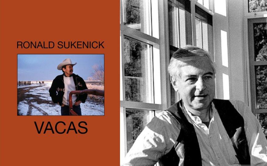 Vacas, Ronald Sukenick (Malas Tierras & Underwood, 2021)