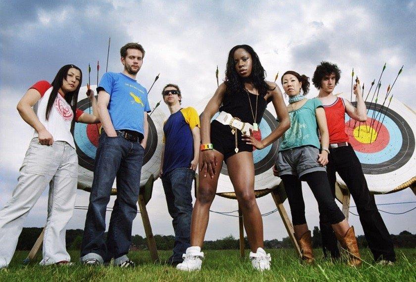 """The Go! Team se van al hip-hop old school en """"Pow"""""""