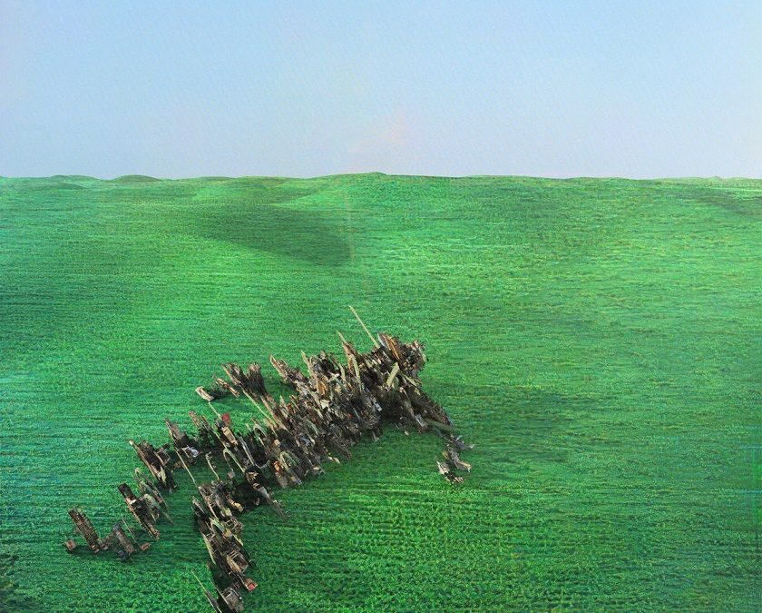 Squid, 'Bright Green Field' (Warp, 2021)