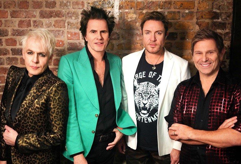 Duran Duran anuncian su primer disco en seis años