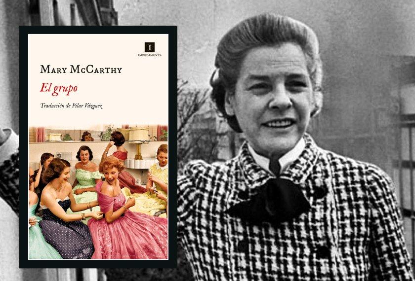 El grupo, Mary McCarthy (Impedimenta, 2021)