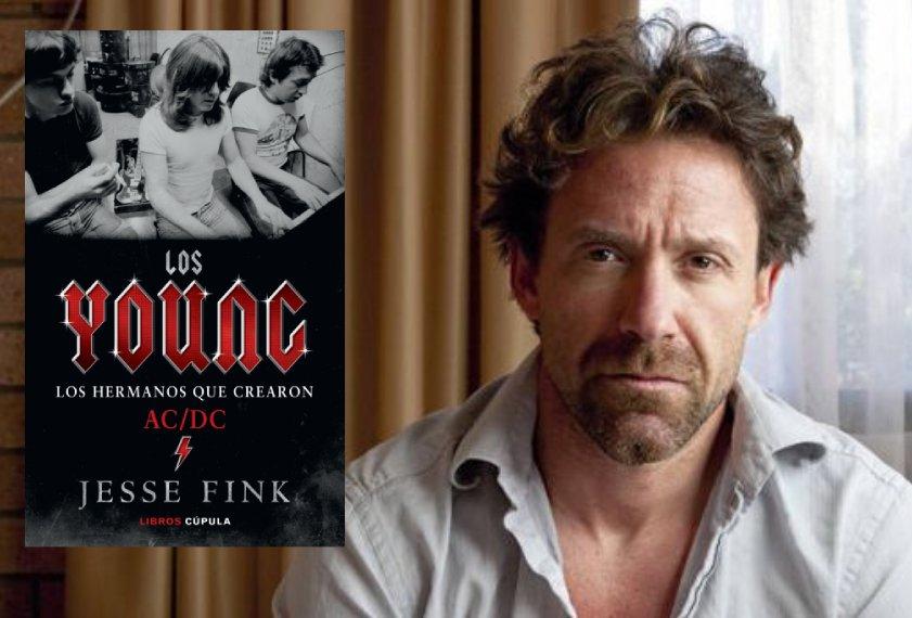 Los Young: los hermanos que crearon AC/DC, Jesse Fink (Libros Cúpula, 2021)