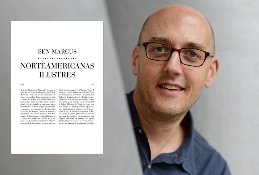 Norteamericanas ilustres, Ben Marcus (Malas Tierras, 2021)