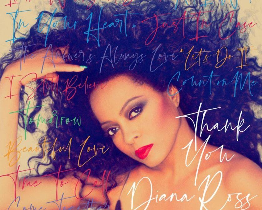 Diana Ross anuncia su primer disco en 16 años